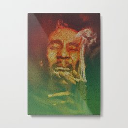 Marley Metal Print