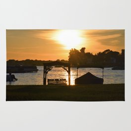 Lakeview Sunset Rug