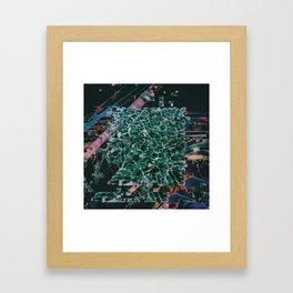 ËCIUV Framed Art Print