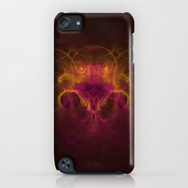 The Visitor 2 iPhone Case