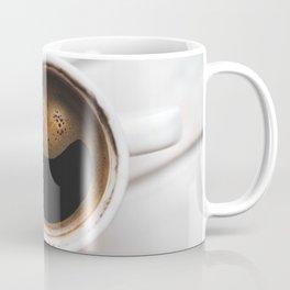 Happy Coffee- Coffee with a smiley face Coffee Mug