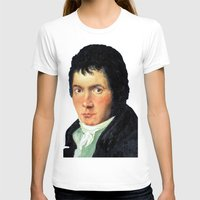 beethoven T-shirts featuring Beethoven by SuchDesign
