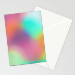 Watercolor VI Stationery Cards