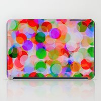 circles iPad Cases featuring *Circles***** by Mr and Mrs Quirynen