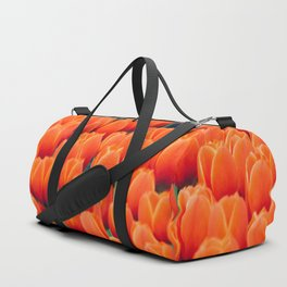 Tulips field 16 Duffle Bag