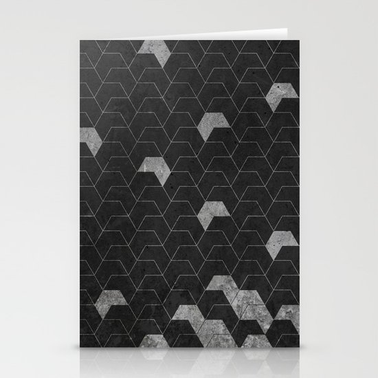 concrete Stationery Cards