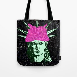 the Lady Liberty Tote Bag