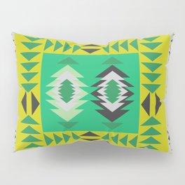 Fresh ethnic decor Pillow Sham