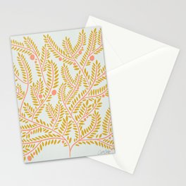 Tree of Life – Marigold Blush Palette Stationery Cards