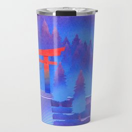 Tengami - Red Gate Travel Mug