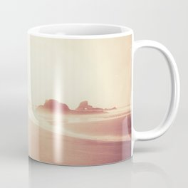 Technicolor Beach Dreams 2 Coffee Mug