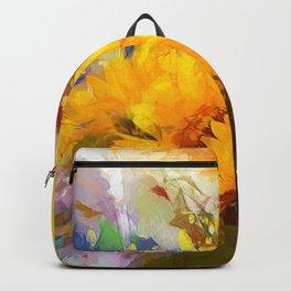 Sunflower 2018 Backpack