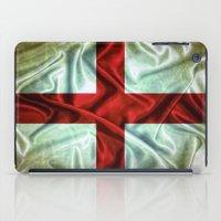 england iPad Cases featuring England flag. by DesignAstur