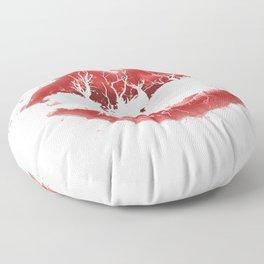 Forest Kiss Floor Pillow