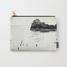 Cornwall beach life Carry-All Pouch