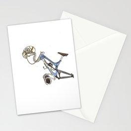 Budgie Bike Stationery Cards