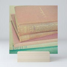 Book Lover Mini Art Print