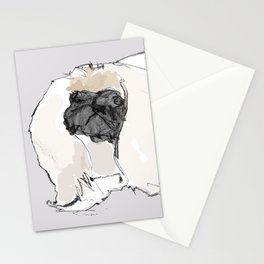 Pekingnese Stationery Cards