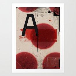A brighter day Art Print