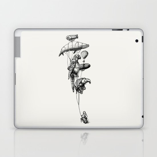 The Helium Menagerie Laptop & iPad Skin