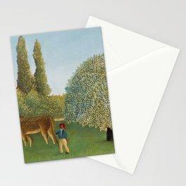 Henri Rousseau Meadowland Stationery Cards