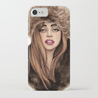 russian iPhone & iPod Cases featuring Russian Princess by Helen Green