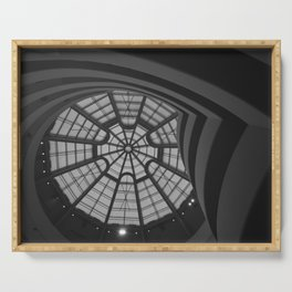 The Guggenheim Serving Tray