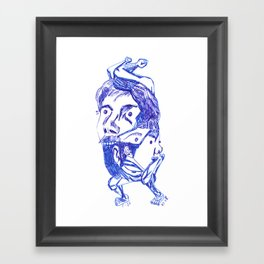 20170225 Framed Art Print