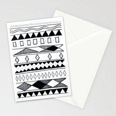 Rivers & Robots Pattern Stationery Cards