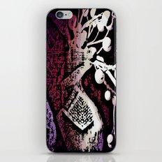 Purple Delight iPhone & iPod Skin