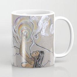 Indigenous PNW Goddess Coffee Mug