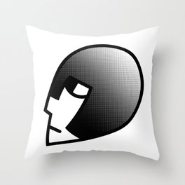 Tower Knight Throw Pillow