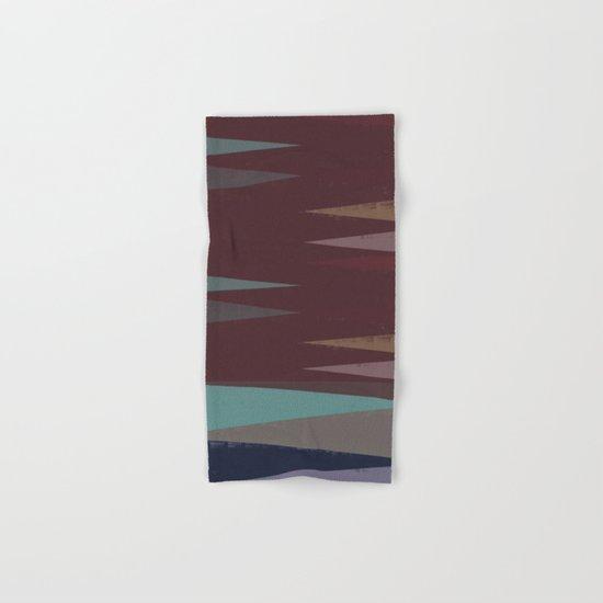 Patternwork XXXX Hand & Bath Towel