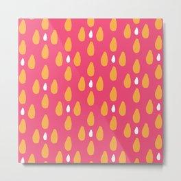 Summer Fling - Pattern Metal Print