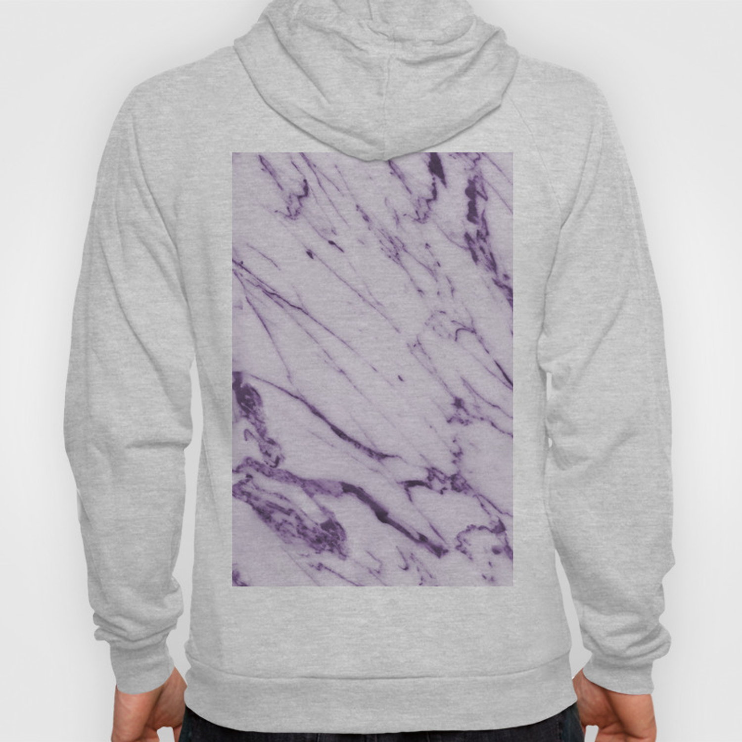 851a769a Violet Marble Design Hoody by naturemagick | Society6