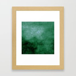 Abstract Cave VI Framed Art Print