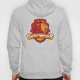 Hogwarts Quidditch Teams - Gryffindor Hoody