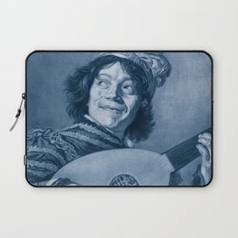 "Frans Hals ""The Lute Player"" Laptop Sleeve"