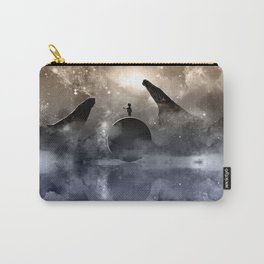 The Little Planet Ocean Carry-All Pouch