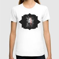 jennifer lawrence T-shirts featuring Jennifer Lawrence III by Rene Alberto