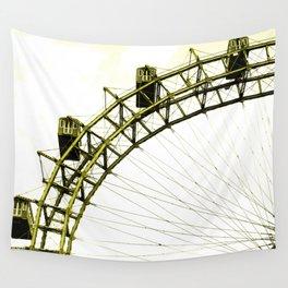 Riesenrad Wall Tapestry
