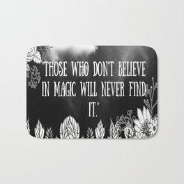 Believer Bath Mat