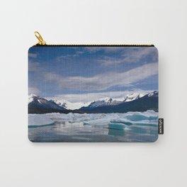 Perito Moreno #3 Carry-All Pouch