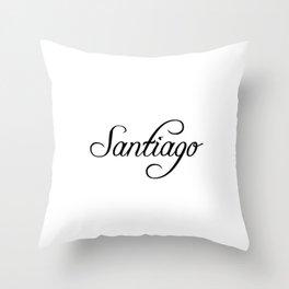 Santiago Throw Pillow