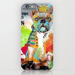 Dogs... iPhone Case