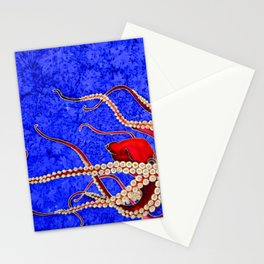 Ocean 8 Stationery Cards
