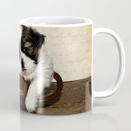 Cup of Puppy Coffee Mug