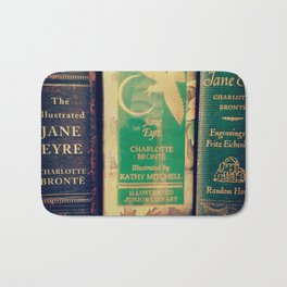 Jane Eyre Bath Mat