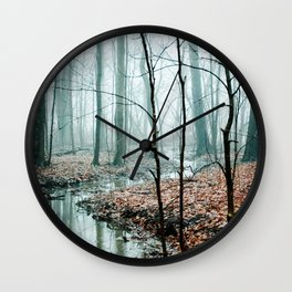 Gather up Your Dreams Wall Clock