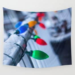 Christmas Decorations Photography Print Wall Tapestry